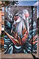 SJ8498 : Cranes in Chains by David Dixon