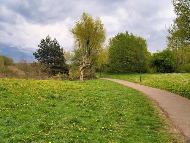 Radcliffe Banana Path
