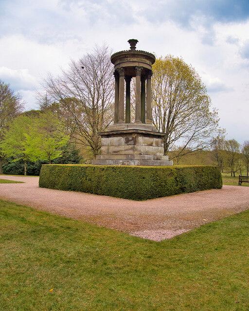 Tatton Park, The Choragic Monument