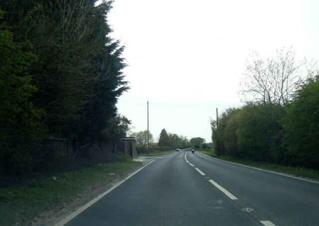 A166 Stamford Bridge Road