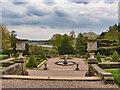 SJ7481 : Tatton Park Italian Garden by David Dixon