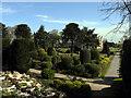 SE5006 : Brodsworth Hall Gardens by habiloid