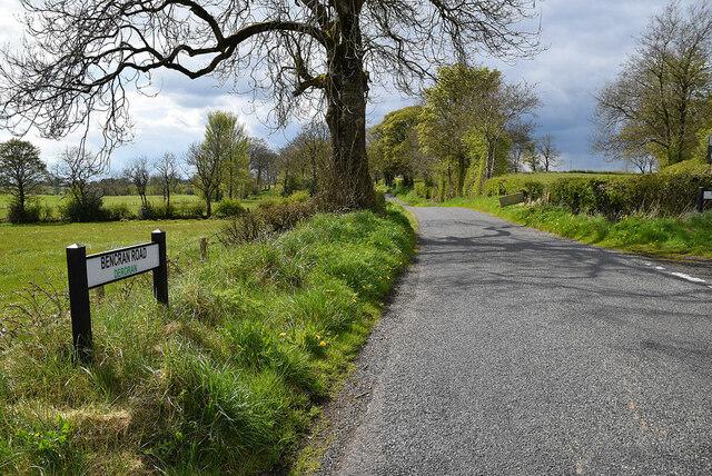 Bencran Road, Deroran
