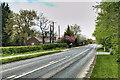 SJ7779 : Knutsford Road (B5085), Mobberley by David Dixon