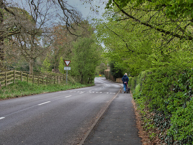 Mobberley, Church Lane