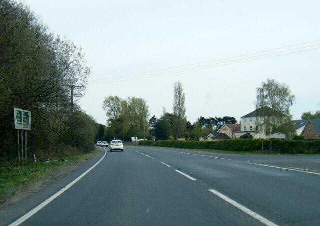 A1079 near Barmby Moor