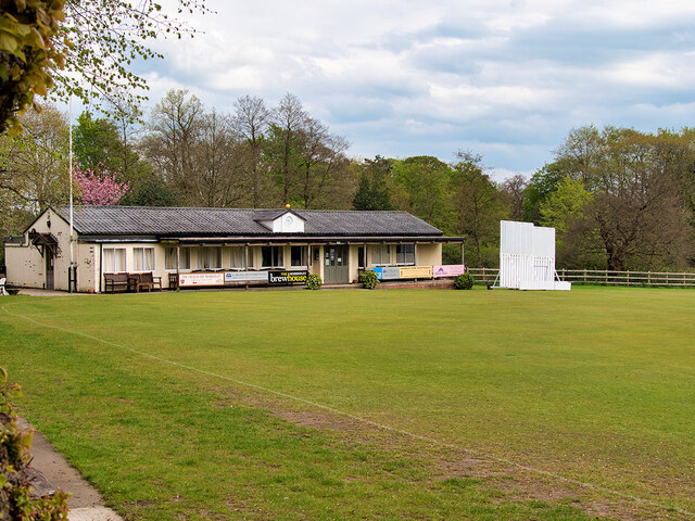 Mobberley Cricket Ground