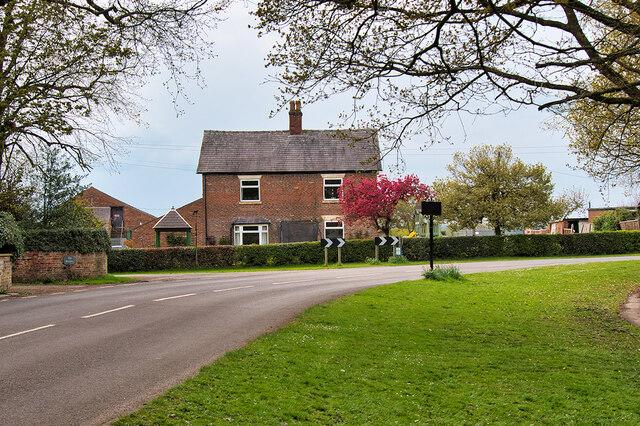 Church Lane, Mobberley