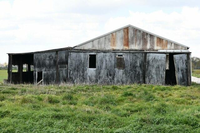 Southery: Farm building