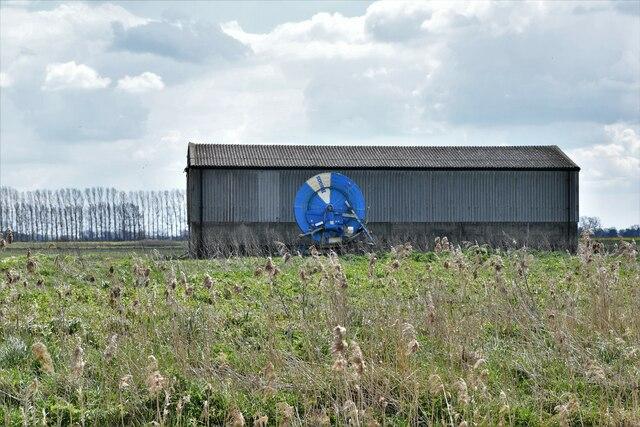 Brandon Bank, Anchor Drove: Farm building