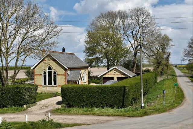 Brandon Bank: Converted chapel