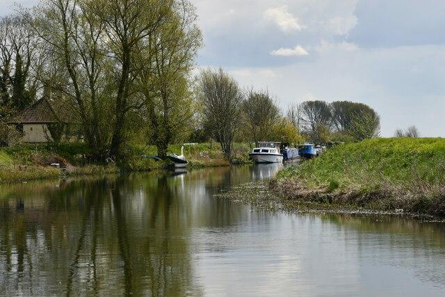 Brandon Bank: River Little Ouse