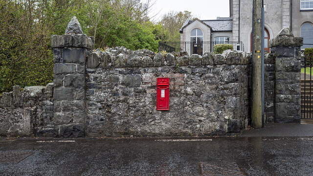 Postbox, Cairncastle