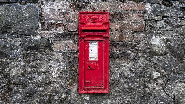 Postbox, Cairncastle