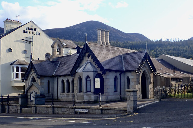 Annesley Memorial Hall on Newcastle's South Promenade