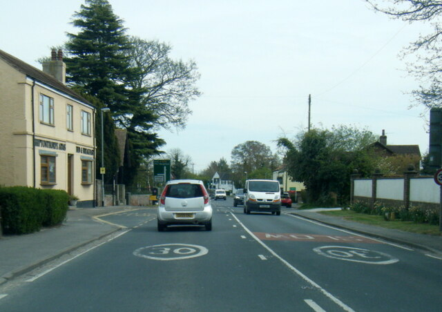 A1079 York Road, Shiptonthorpe