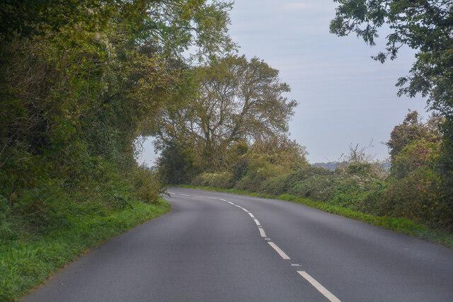 Bembridge : Sandown Road B3395