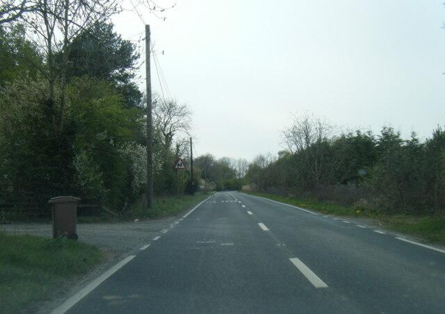 A163 at Lincoln Flats
