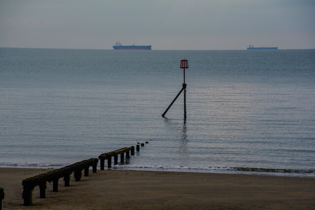 Sandown : Coastal Scenery