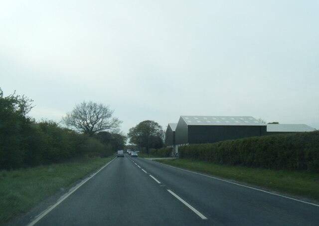 A163 at Hill Farm
