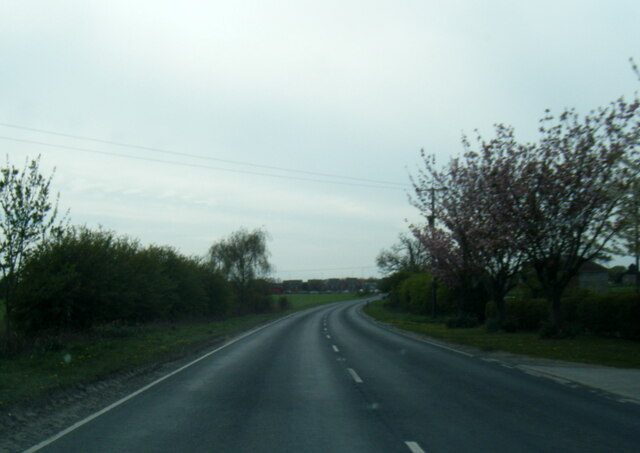 A163 at Sandylands