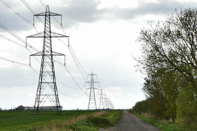Littleport: Transmission lines