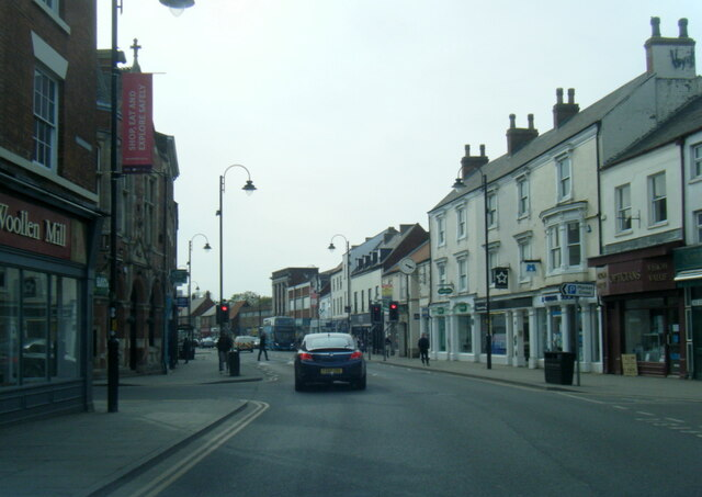 A19 Gowthorpe in Selby