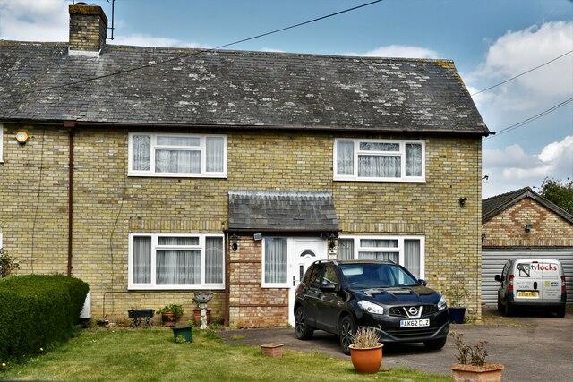 Welney: 'Welfare Cottages'