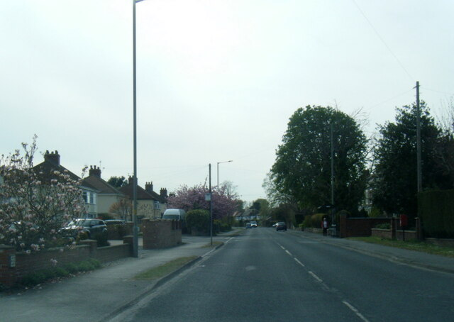 A1238 Leeds Road at The Link