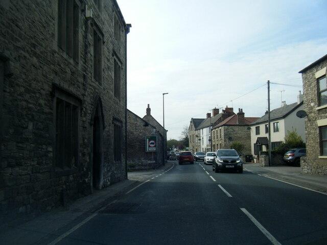 A63 Main Street, Monk Fryston