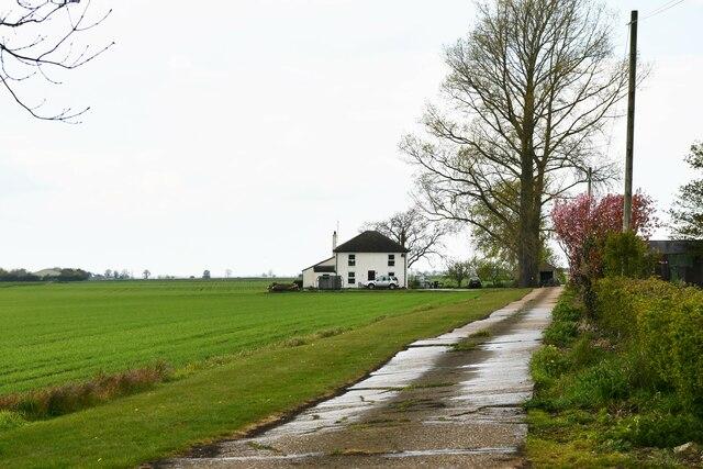Littleport: House in Hale Fen