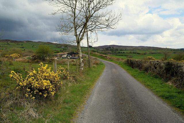 Legnabraid Road, Altoghal