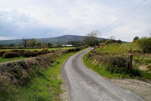 Legnabraid Road