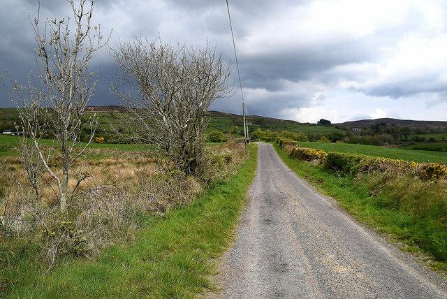Legnabraid Road, Legnabraid