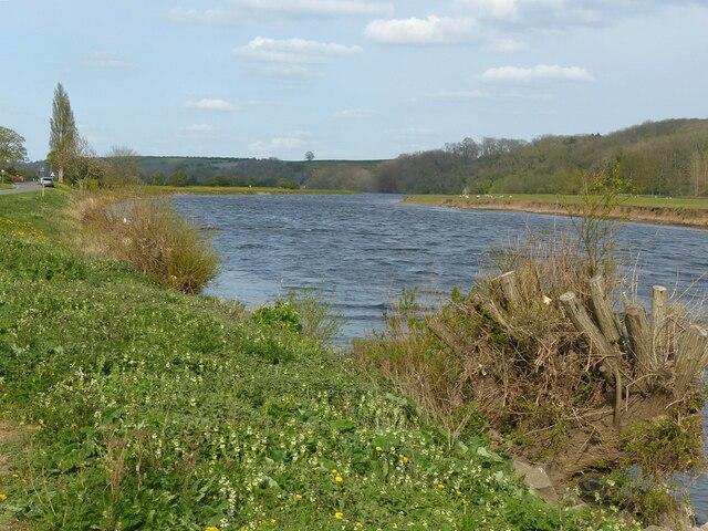 River Trent near Hoveringham