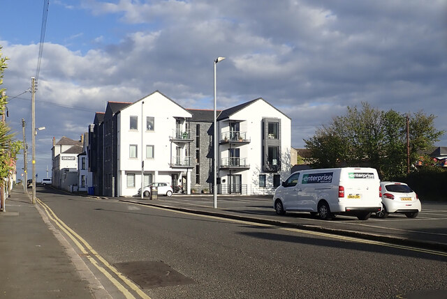 Donard Hall Apartment Block, Causeway Road, Newcastle