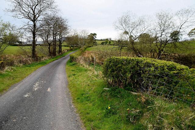 Ballykeel Road