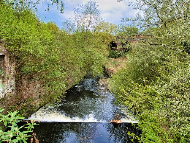 River Irk at Collyhurst
