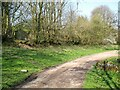 SD2784 : The Cumbria Way near Keldray Farm by Adrian Taylor