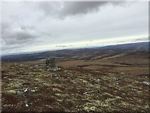 NH7820 : Views from Cairn on track to Carn Dubh Ic An Deoir by thejackrustles
