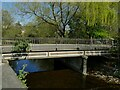 SE0523 : Stirk Bridge over the River Ryburn by Stephen Craven