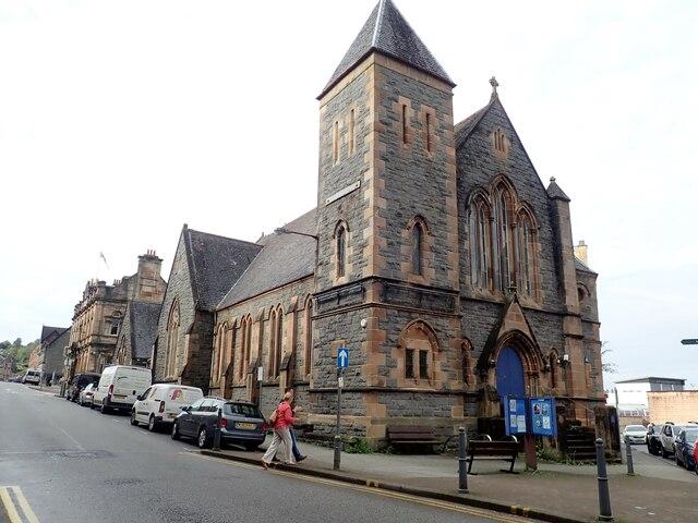 Former Free Church in Oban