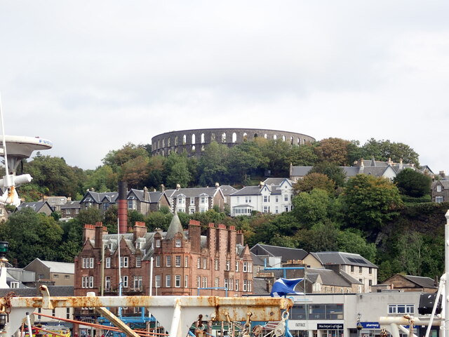 McCaig's Tower on Battery Hill