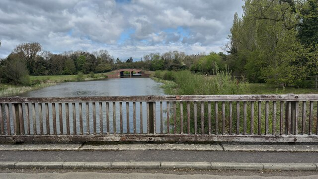 Bridges over the River Jubilee