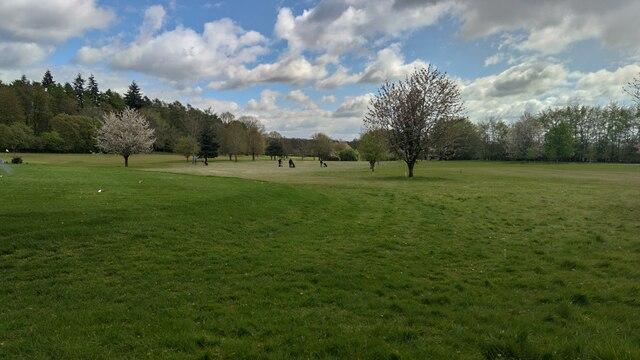 Huntswood Golf Course