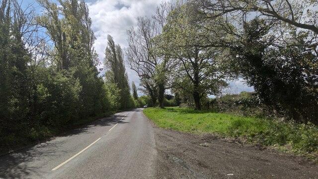 Cliveden Road close to Huntswood Lane