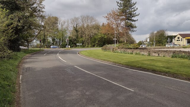 B4030 at Hopcroft's Holt