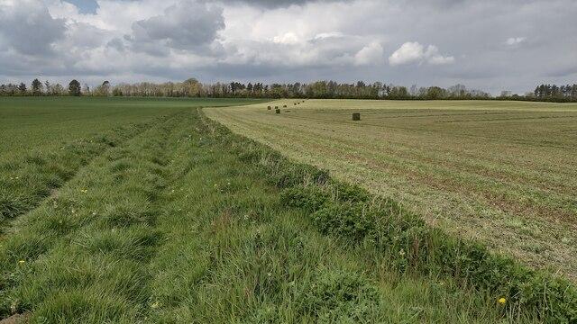 Bridleway to Oxford Road