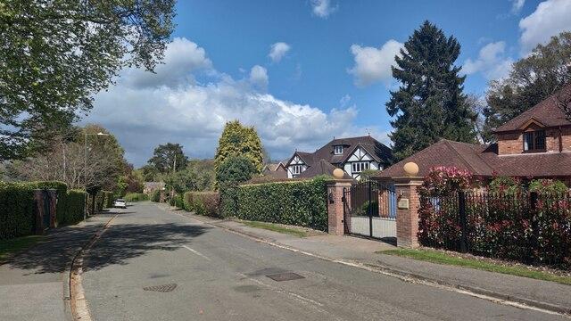Burgess Wood Road South