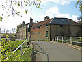 TM3590 : Wainford Mill and Mill House by Adrian S Pye